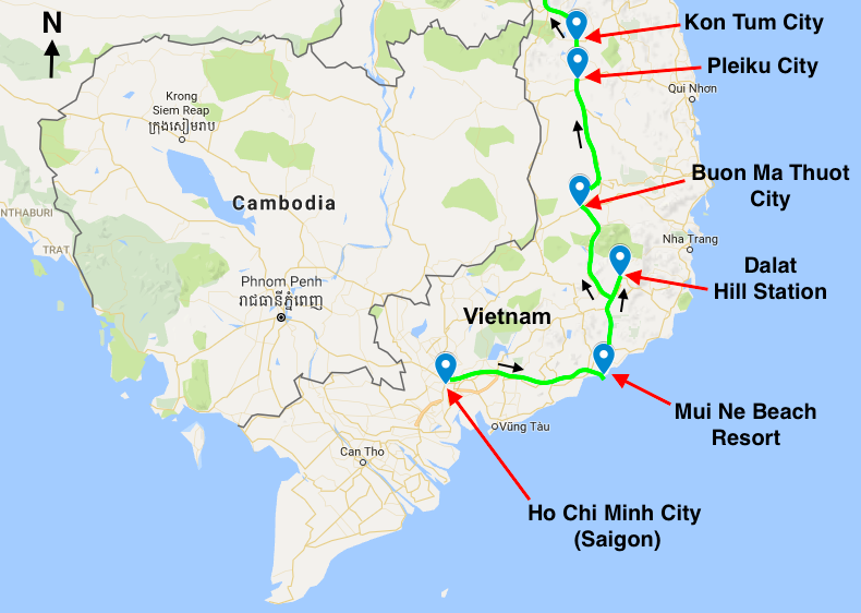 The Ultimate Guide To Motorbiking The Entire Length Of Vietnam
