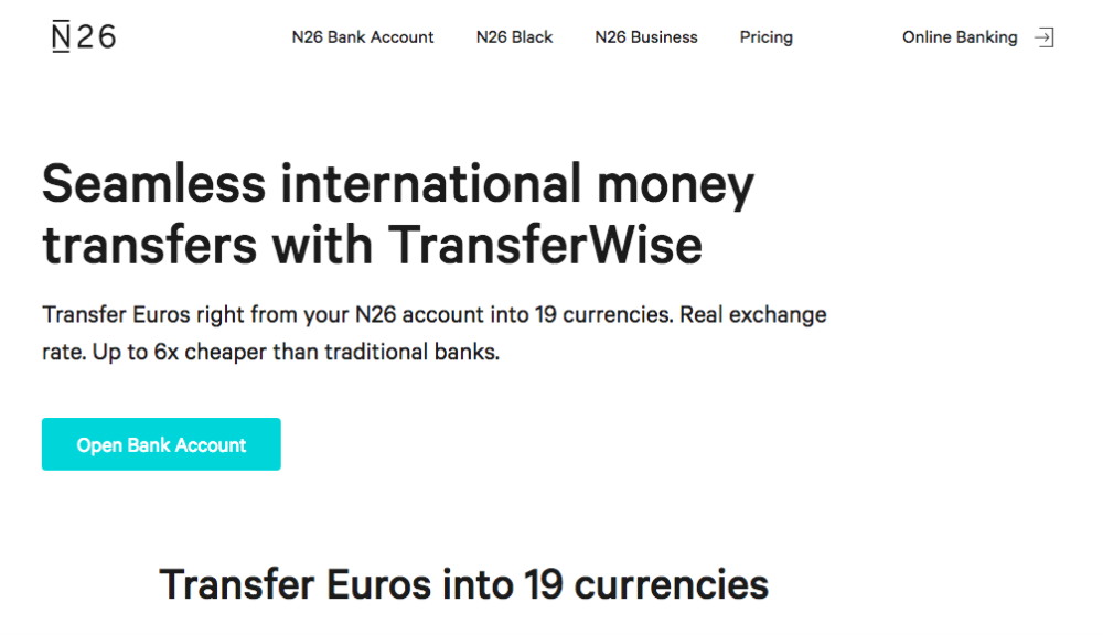 In-Depth N26 Review: Is This The Best Bank Account For International