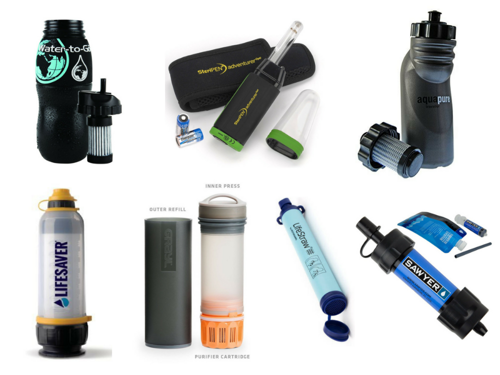 The 7 Best Portable Water Purifiers For Travel Ultimate Guide