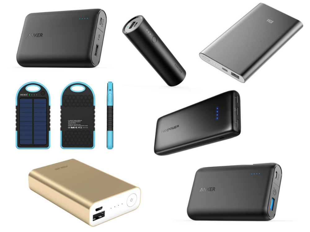 48ecf0730c4e26 The 7 Best Power Banks For Travel In 2018